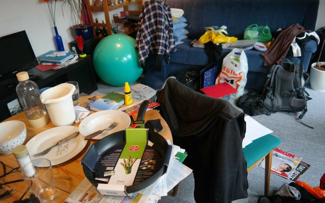 Seis formas de organizar a bagunça e ser mais produtivo